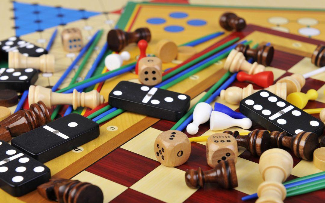 Intergenerational Board Game Night